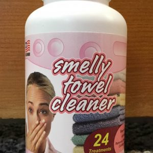 smelly towel cleaner