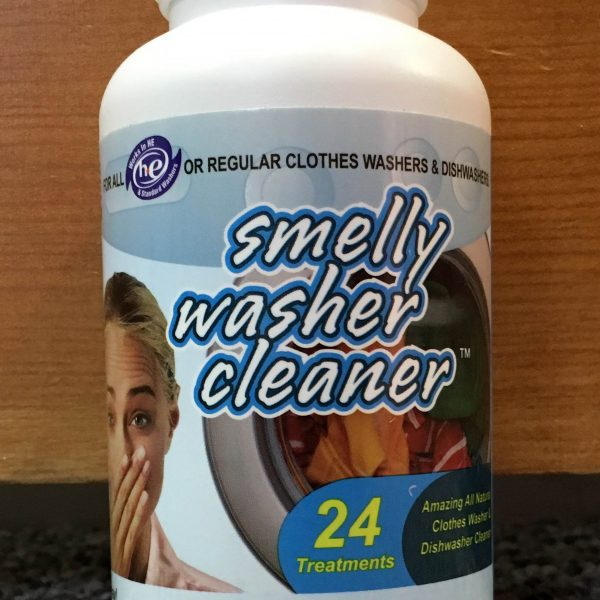 smelly washer cleaner