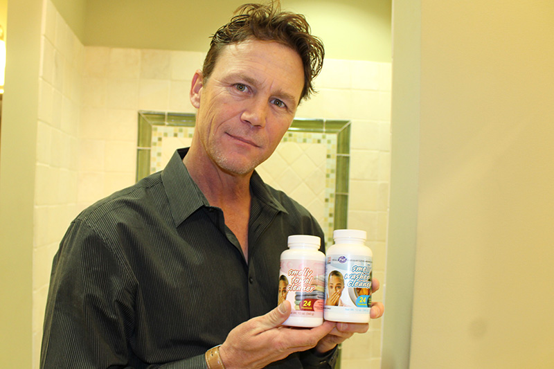 Legendary actor, Brian Krause from the hit television show, Dark Rising: Warrior of the Worlds and alongside Alyssa Milano on the hit television show, Charmed, truly enjoys our products.